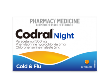 Codral® Night