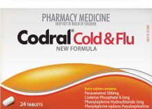 CODRAL® Cold & Flu