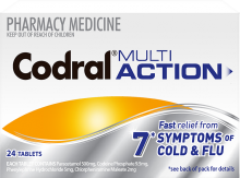 CODRAL® Multi Action