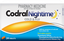 CODRAL® Nightime